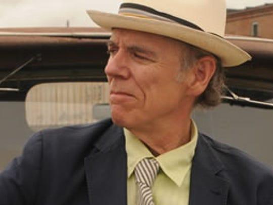 Singer-songwriter John Hiatt