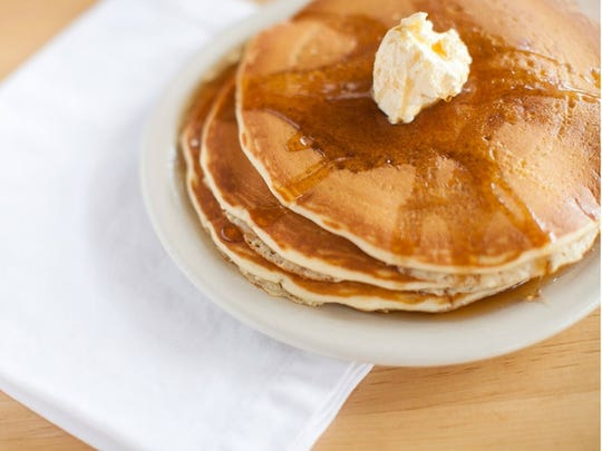 Kerbey Lane Cafe remains one of Austinites' favorite spots to grab pancakes -- day or night.