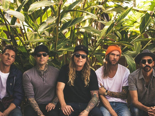 The Dirty Heads will perform Jan. 20 at the Egyptian Room in Old National Centre.