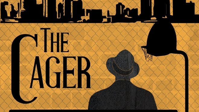 """Keenan Wetzel, a senior basketball player for Michigan State, will debut his short film """"The Cager"""" on Monday night at NCG Cinemas in Lansing. Wetzel wrote the script and directed the 25-minute film, which stars his former Spartan teammate Delvon Roe."""