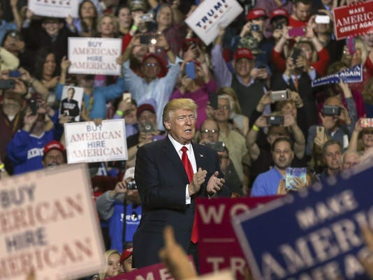 USP NEWS: TRUMP LOUISVILLE A USA KY