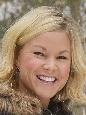 Friends and others remember Kelley Stage Clayton for her smile and effervescent personality.
