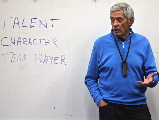 Former NFL coach Jim Mora reveals the attributes of