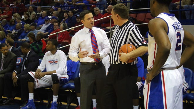 Louisiana Tech will play Thursday night at 8:30 p.m. against either North Texas or Rice.