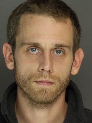 Cory Rickard is charged with aggravated assault after an incident at Chambersburg Hospital, Chambersburg Police said.