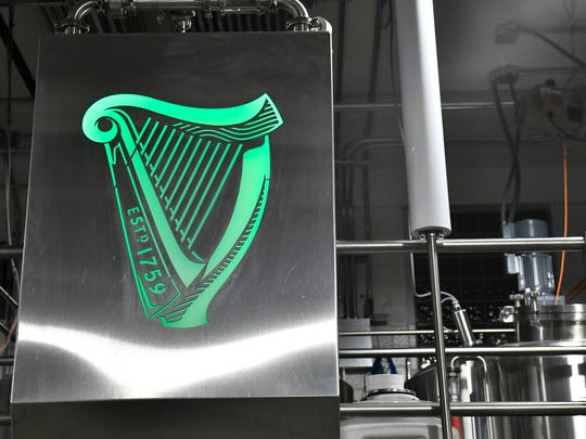 Photos of the Guinness Factory near Baltimore, Md.