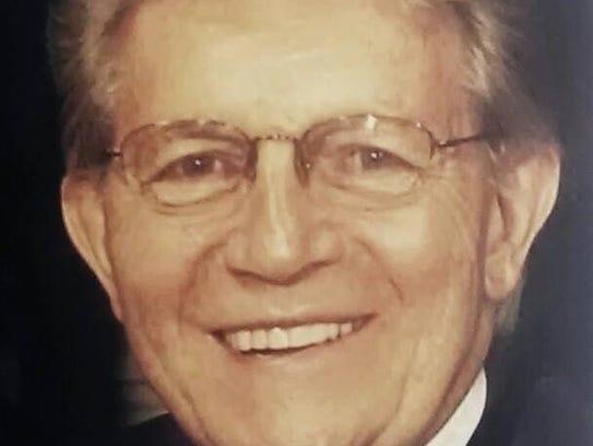 The Rev. Ed Taylor