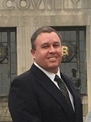 Peter Bradley, candidate for Clarkstown's Ward 2 Town