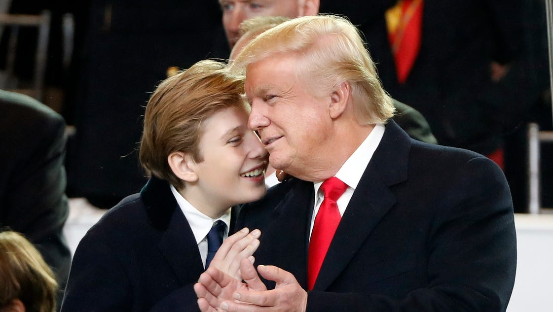 story life entertainthis donald trump blasts writer katie rich tweeted barron