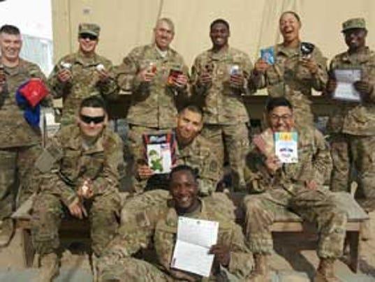 operation troop treats