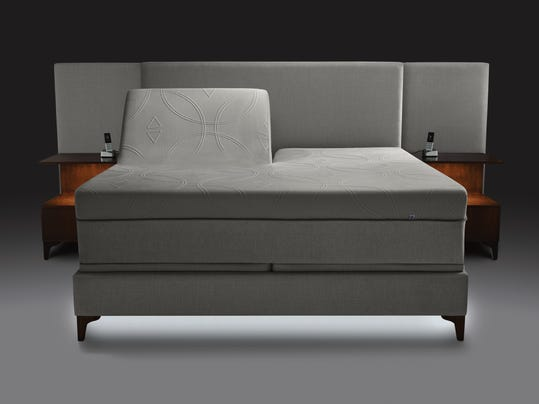 The sleep number x12 bed will be available in select markets beginning