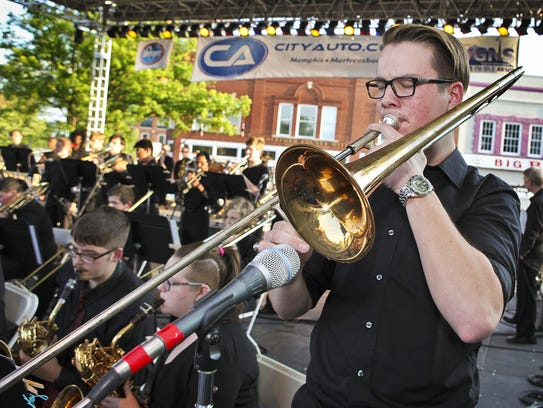 Main Street Murfreesboro's 22nd Annual JazzFest is Friday and Saturday on the Public Square in historic downtown Murfreesboro.