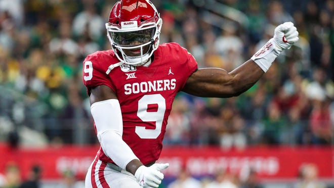 Oklahoma linebacker Kenneth Murray checks all the boxes for what the Packers' defense needs.