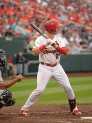 In 2017, Andrew Knizner led the Springfield Cardinals with a .324 batting average and had 17 extra-base hits in 51 games.