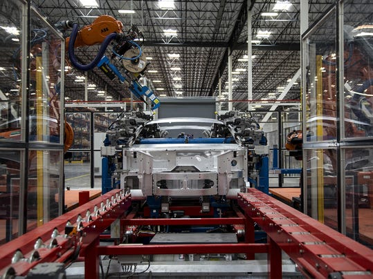Karma comes around again: California's newest car factory aims to rival Tesla