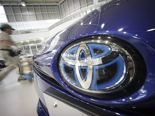Japan Toyota Recall