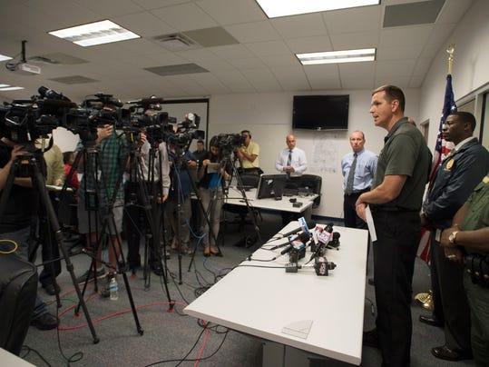 Shooting--North Florida