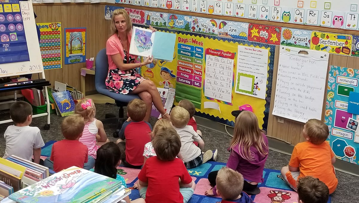 Wes-Del finds success turning bank into preschool