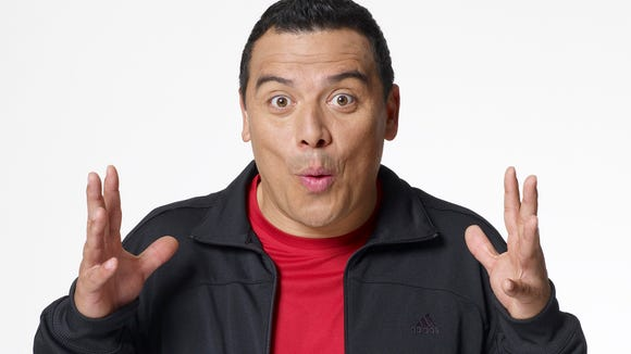 Comedian Carlos Mencia will headline Friday and Saturday