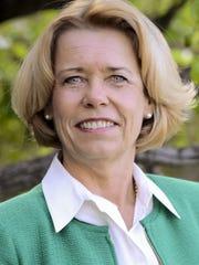Councilwoman Linda Milhaven.
