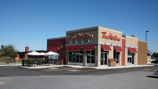 Tim Hortons has fewer than 1,000 U.S. locations.