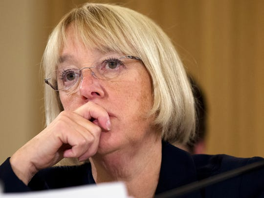 Sen. Patty Murray, D-WA