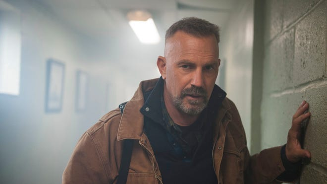"""Kevin Costner plays death-row convict Jerico Stewart in """"Criminal."""""""