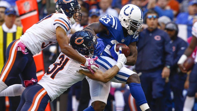 Start Colts running back Frank Gore this week