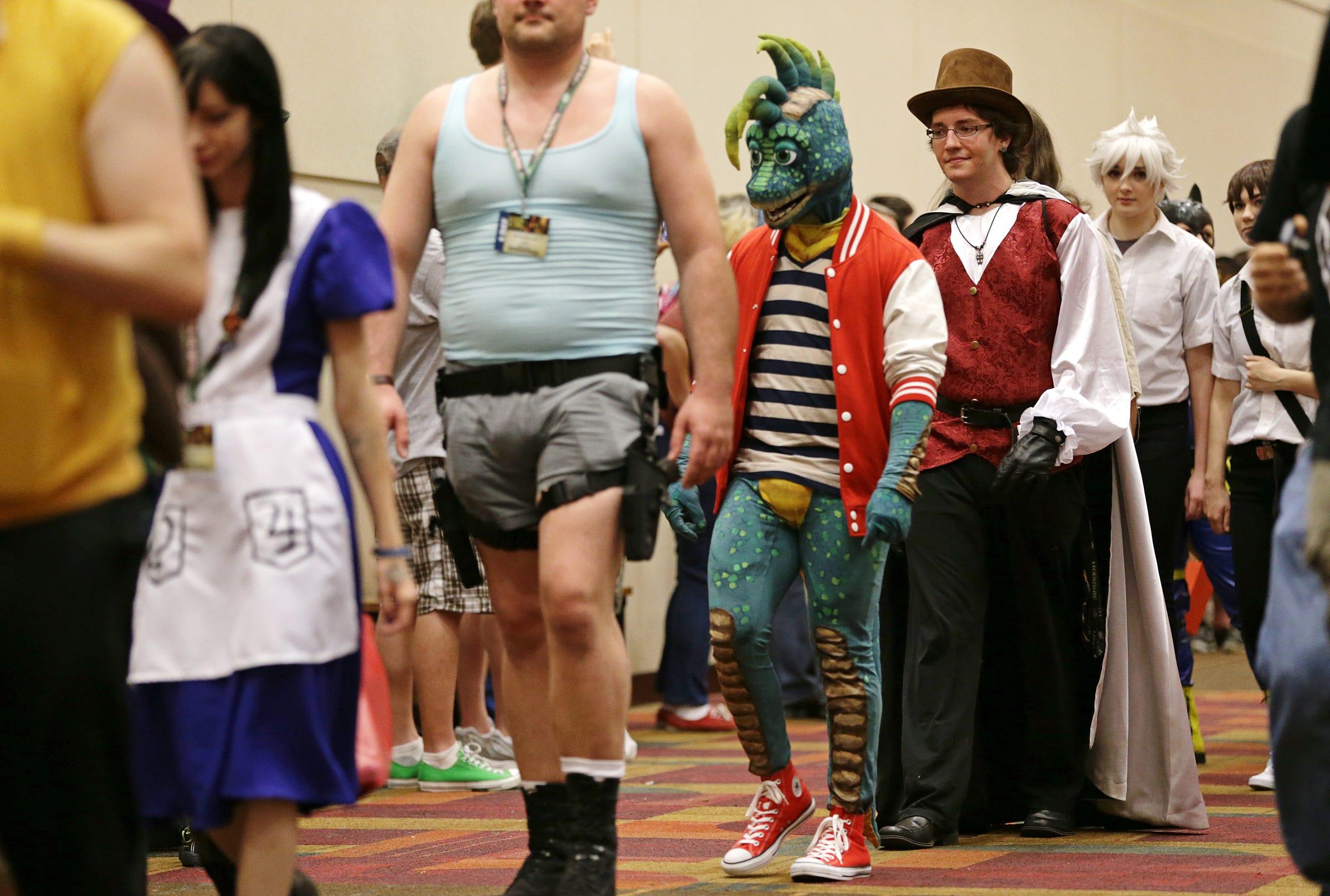 Gencon costume contest prizes