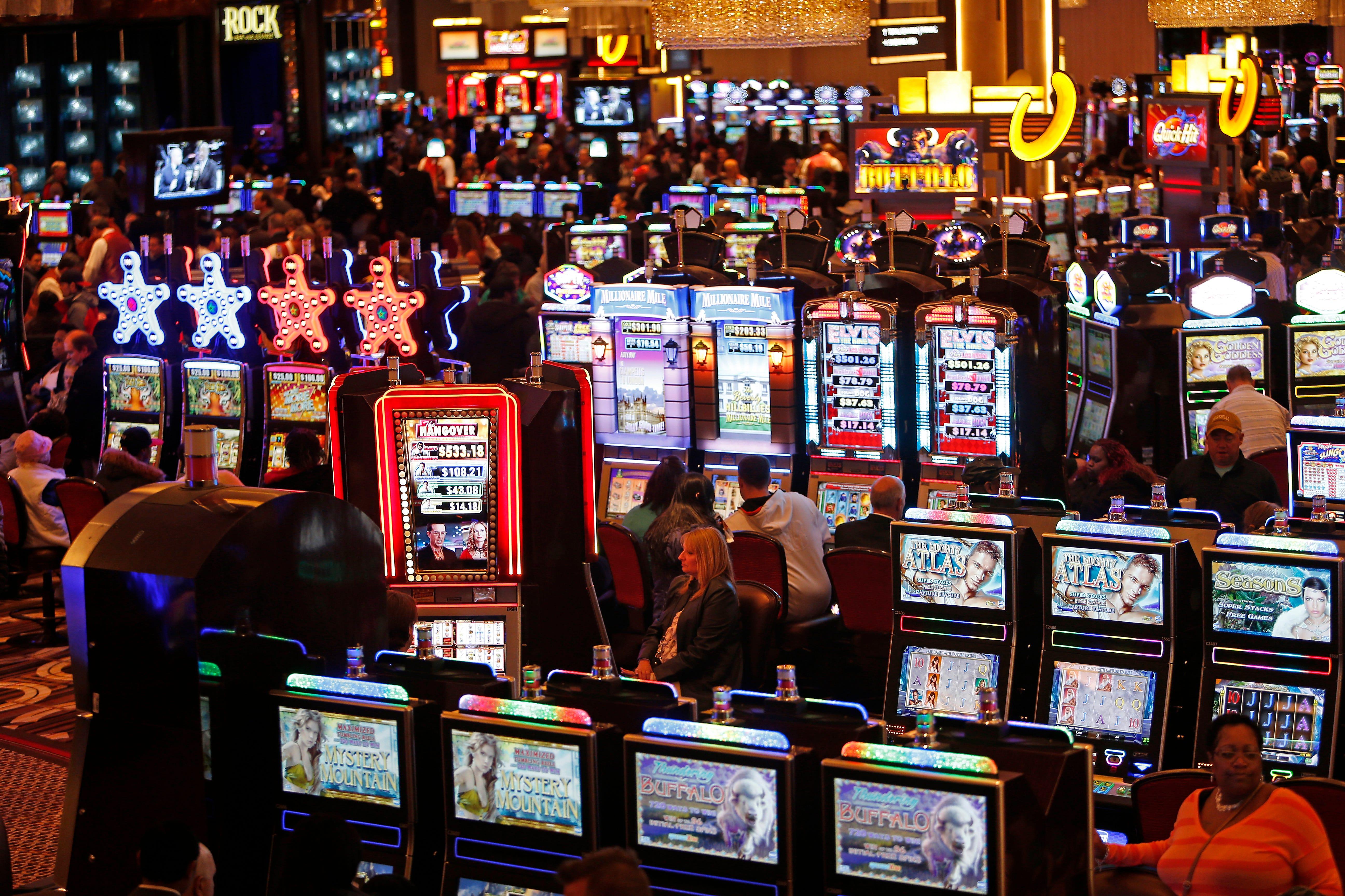Relief from gambling debt best slot casinos in vegas