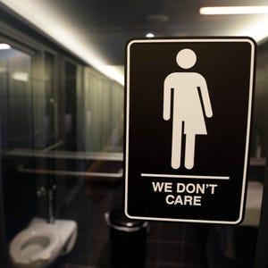 Churches challenge state on gender identity law Pros and cons of transgender bathrooms