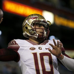 No  9 FSU upended by No  18 Houston in Peach Bowl