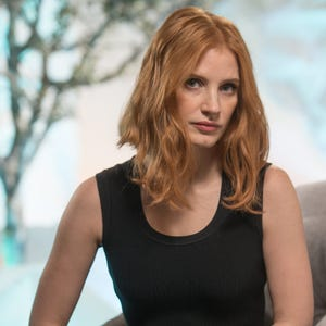 Jessica Chastain does fame on her own terms