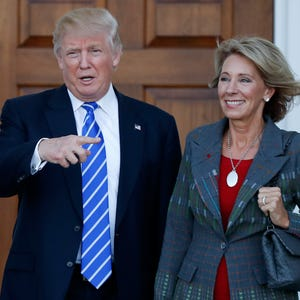 Betsy Devos Is No Horace Mann Column >> Betsy Devos Is No Horace Mann Column