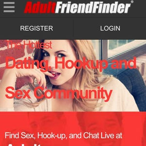 USA TODAY. Large online dating site AdultFriendFinder ...
