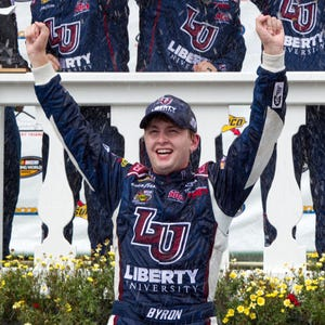 12 Questions With William Byron