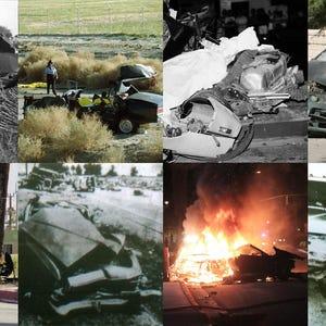 Durjan Gray guilty of crash that killed police officer