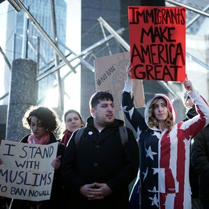 Muslim-Mexican scapegoats in Trump's America: Voices