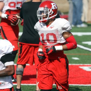 Rutgers football WR corps has room for both Andre Patton, John Tsimis