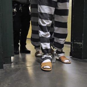 Majority of prison drugs used for mental illness