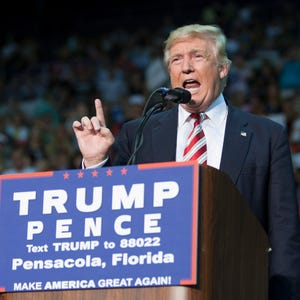 Trump returning for third Pensacola visit