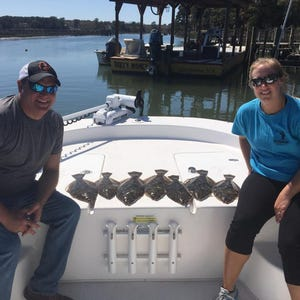 Drum continue to bite along virginia coast for What time will the fish bite today