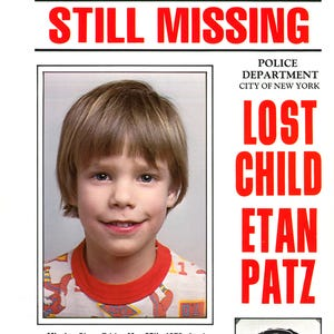 long awaited trial to open in etan patz missing child case. Black Bedroom Furniture Sets. Home Design Ideas