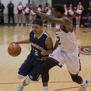 How will the loss of Deon Jones affect Monmouth?