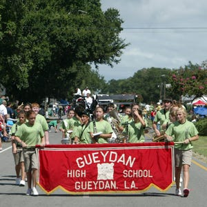 gueydan guys Update: 24-year-old lebleu settlement man dies in boating incident the  louisiana department  kplc 7news tdl week 3: south cameron at gueydan  by.