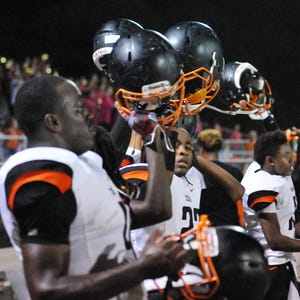 Final 2015 Brevard high school football stats