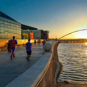 Tempe town lake gets first signs of new dam for Tempe town lake fishing