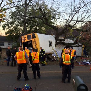 Driver charged in fatal Chattanooga bus crash appears in court
