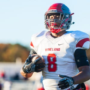 Vinelandstaugfb Daily Journal Millville Football Coach