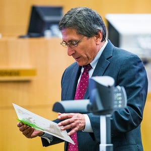 Detective grilled on change of story in Jodi Arias trial